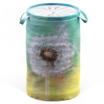 Laundry Basket Dandelion