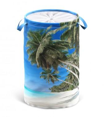 Laundry Basket Caribbean