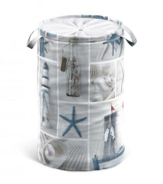 Laundry Basket Sea Breeze