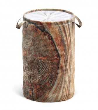 Laundry Basket Rustic