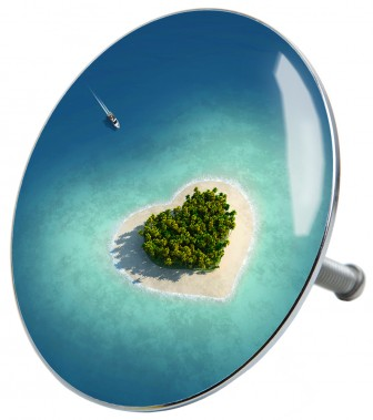 Bathtube Plug Dream Island