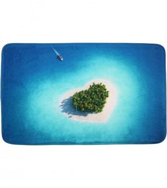Bath Rug Dream Island 50 x 80 cm