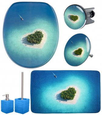 Bathroom Set Dream Island
