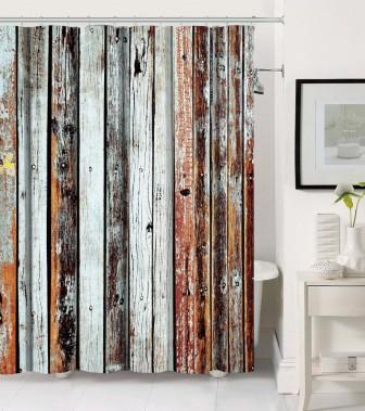 Shower Curtain Antique 180 x 200 cm