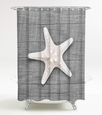 Shower Curtain Bastia 180 x 180 cm