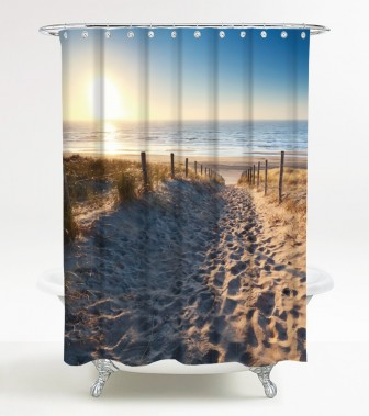 Shower Curtain Dune 180 x 200 cm