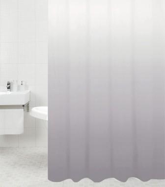 Shower Curtain Magic Grey 180 x 200 cm