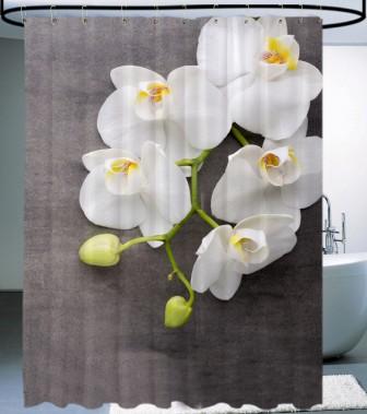 Shower Curtain Pretty 180 x 200 cm