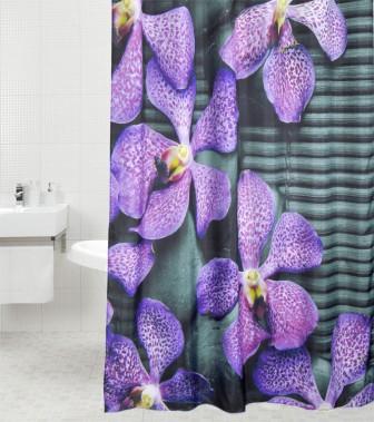 Shower Curtain Vanda 180 x 200 cm