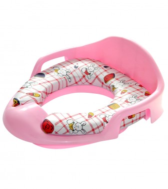 Toilet Trainer Seat Pink