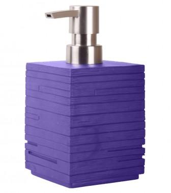Soap Dispenser Calero Purple