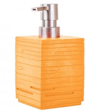 Soap Dispenser Calero Orange