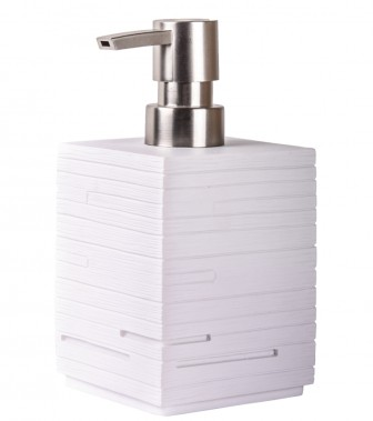 Soap Dispenser Calero White