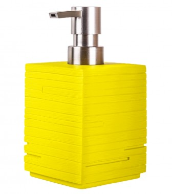 Soap Dispenser Calero Yellow