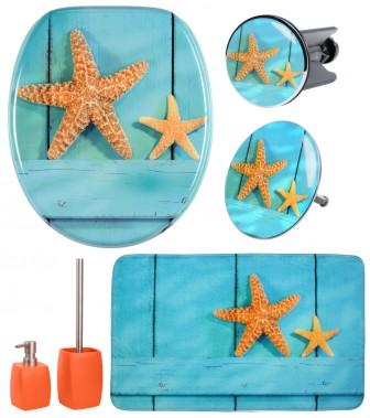 Bathroom Set Starfish