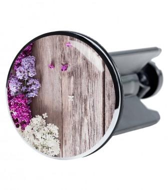 Wash Basin Plug Lilac