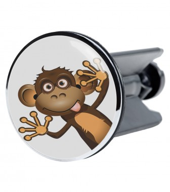 Wash Basin Plug Monkey
