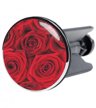 Wash Basin Plug Roses