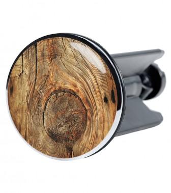 Wash Basin Plug Rustic