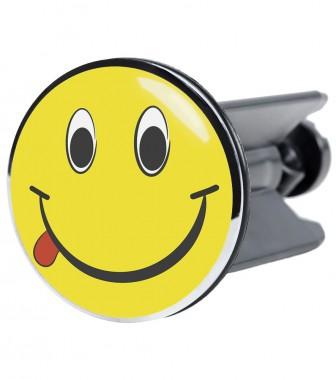 Wash Basin Plug Smiley