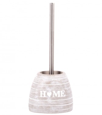 Toilet Brush and Holder Home
