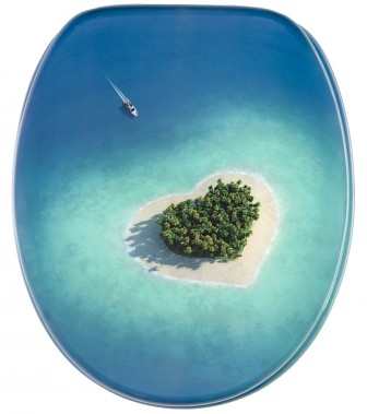 Soft Close Toilet Seat Dream Island