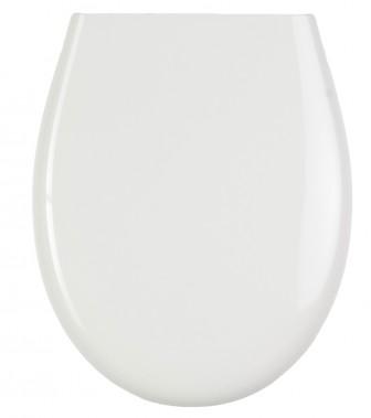 Soft Close Toilet Seat White Duroplast