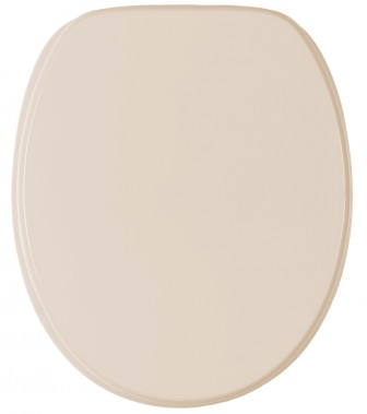 Soft Close Toilet Seat Beige