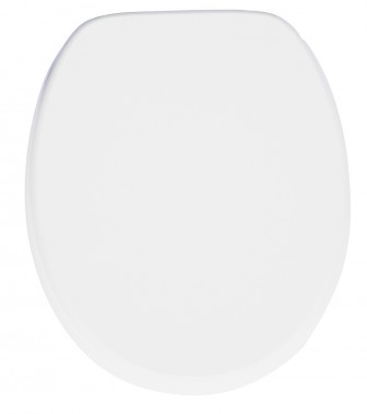 Soft Close Toilet Seat White