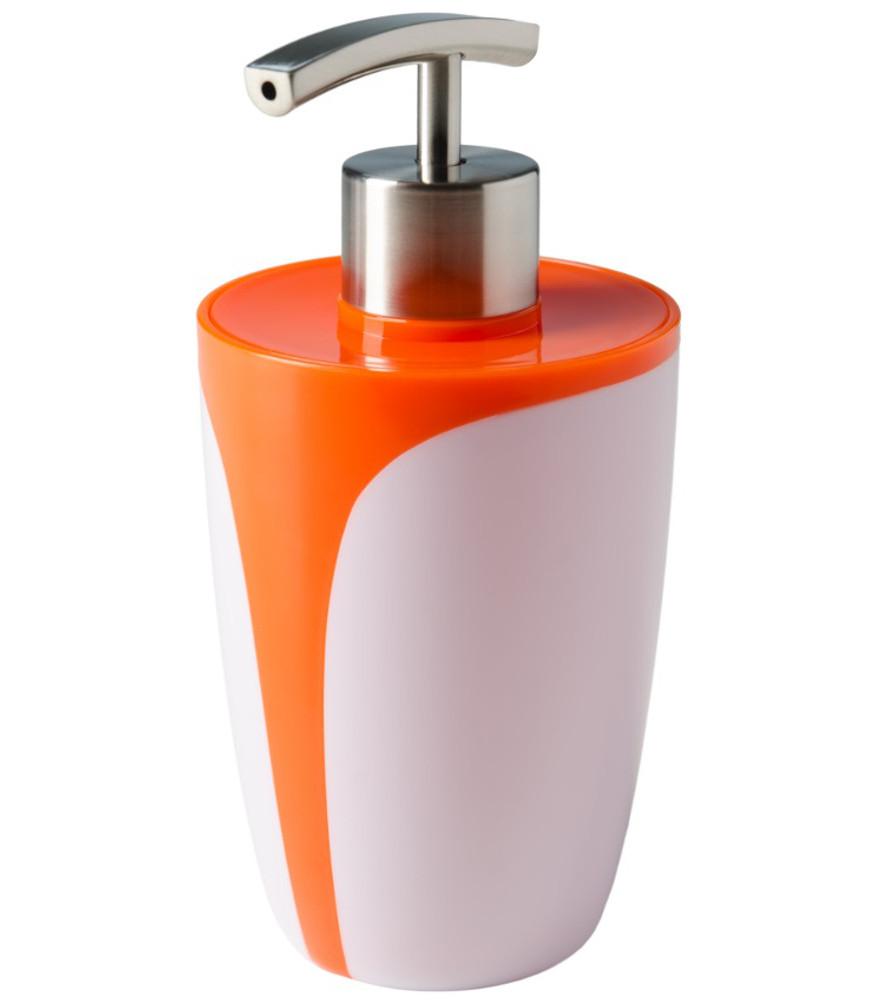 soap dispenser fresh orange. Black Bedroom Furniture Sets. Home Design Ideas