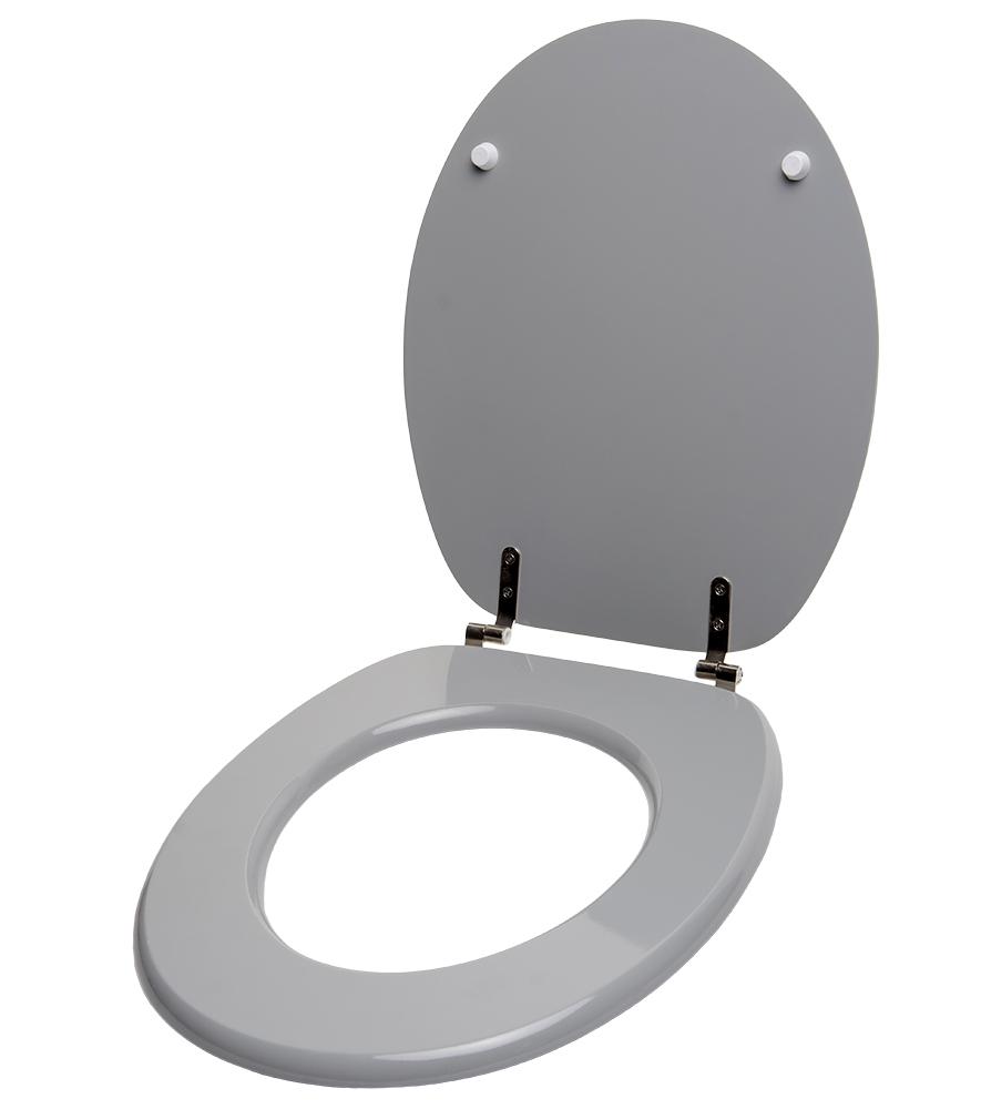 Toilet Seat Manhattan Grey