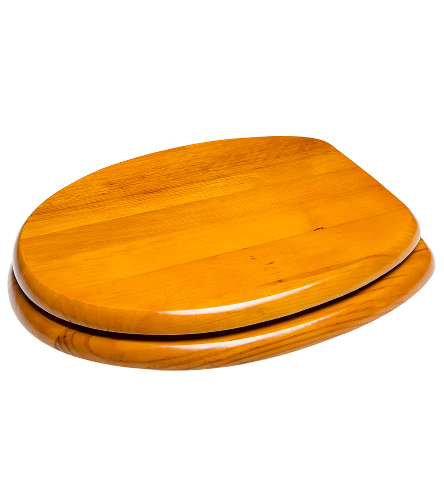 Soft Close Toilet Seat Wood