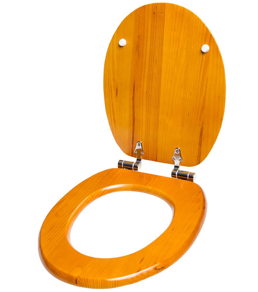 Soft Close Toilet Seat Wood