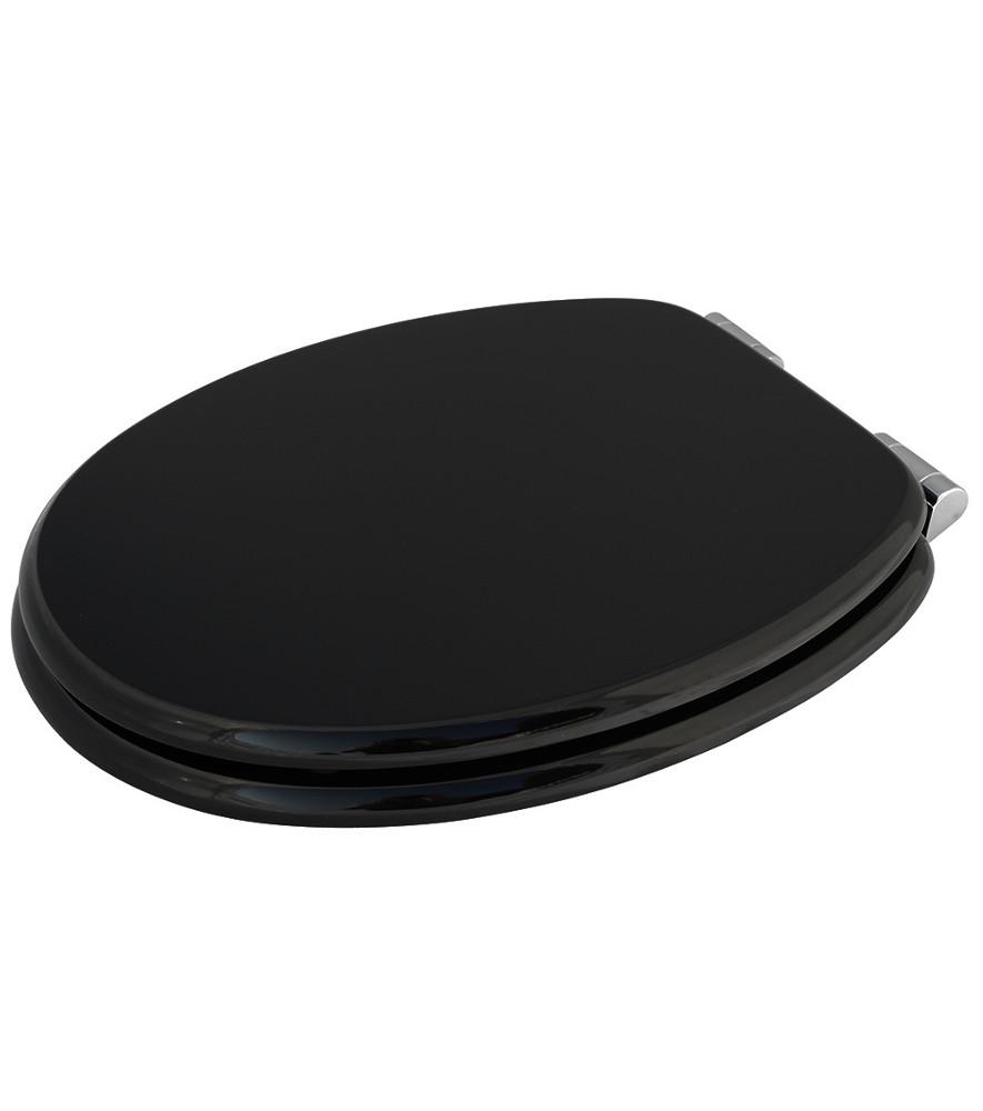 soft close toilet seat black. Black Bedroom Furniture Sets. Home Design Ideas