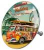 Bathtube Plug Summer Bus