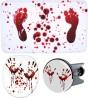 3 Piece Bathroom Set Blood