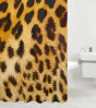 Shower Curtain Leopard 180 x 200 cm