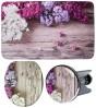 3 Piece Bathroom Set Lilac