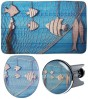3 Piece Bathroom Set Seafaring