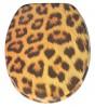 Toilet Seat Leopard