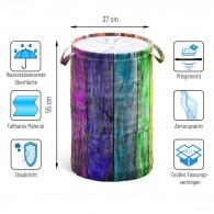 Laundry Basket Rainbow