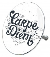 Bathtube Plug Carpe Diem