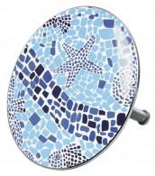 Bathtube Plug Mosaic World