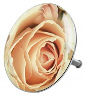 Bathtube Plug Pink Rose