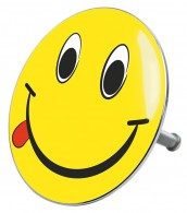 Bathtube Plug Smiley