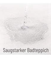 Bath Rug Lilac 70 x 110 cm