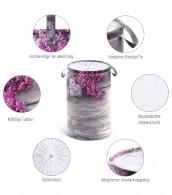 Laundry Basket Lilac