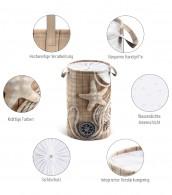 Laundry Basket Maritime
