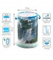 Laundry Basket Waterfall