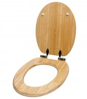 Soft Close Toilet Seat Bamboo